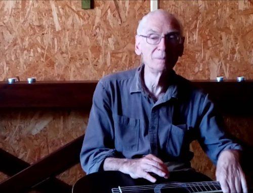 Егор Резников: Терапия чистым звуком