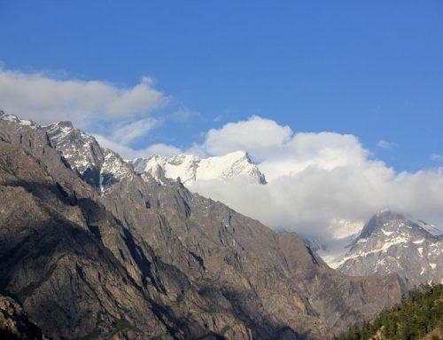 Встреча в Гималаях или откуда у нас индуистские имена?