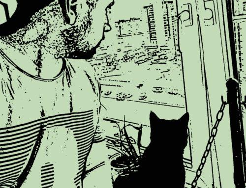 «Кошка вечности» — аудио. Олег Российский